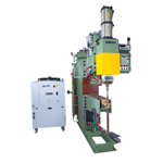 Press Type Welding Machine